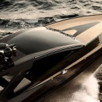 Hedonist Yacht by Art of Kinetik Is Wrapped In High Quality Mahogany Wood