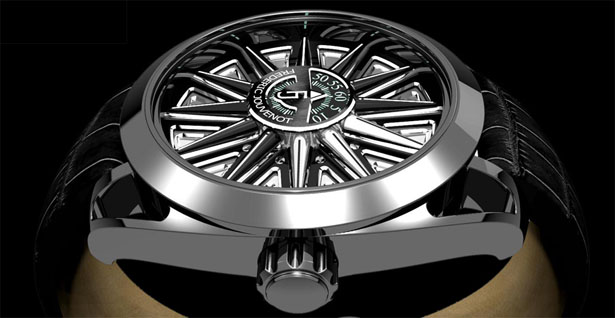 Helios Watch : The Rays of The Sun Is On Your Wrist