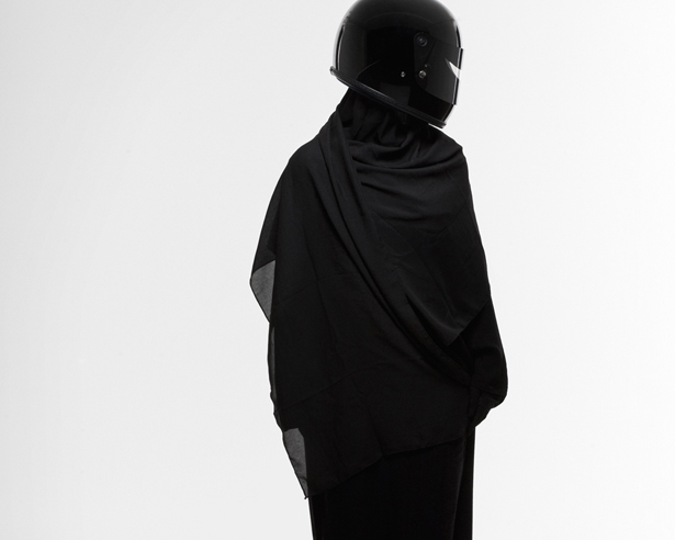 Helmet Niqab by Death Spray Custom