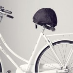 HELMMATE : Saddle and Helmet Protection Designed by Passionate Bikers