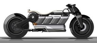HERA All-Electric Hot Rod Motorcycle Is Coming in 2020