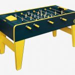 Hermès Foosball Table is Stunningly Cool, but Unnecessarily Expensive