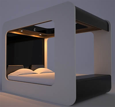 Hi-Tech Canopy – Stay at Your Bed All Day Long