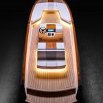 Hinckley Dasher Electric Yacht is Powered by Dual BMW i3 Lithium Ion Batteries