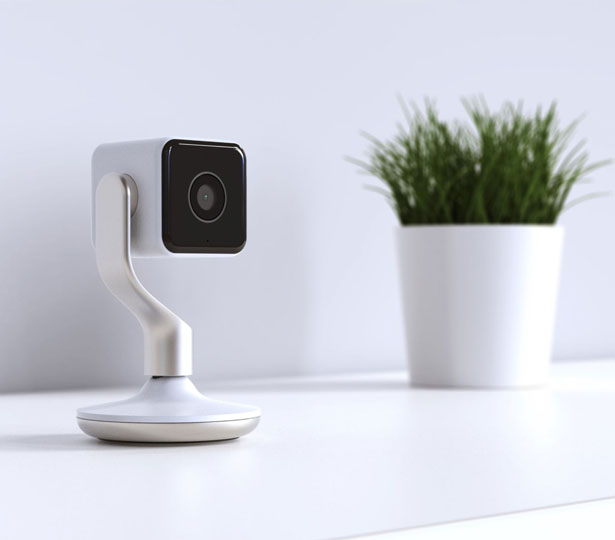 Hive View Modern Home Camera by Yves Behar of Fuse Project