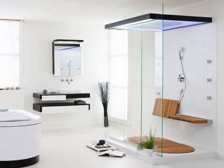 Modern Bathroom Designs on Designer   Gunther Horntrich Via Homedesignfind