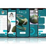 Hoito - Self Medicine Face Mask by Pouya Hosseinzadeh