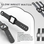 Hollow Wrist Watch by Anoop Joseph