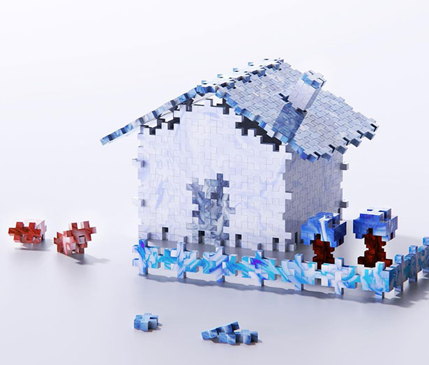 HOMEPY Recycles Your Plastic Waste into Jigsaw Puzzles by Minsu Kim and Daa Choi