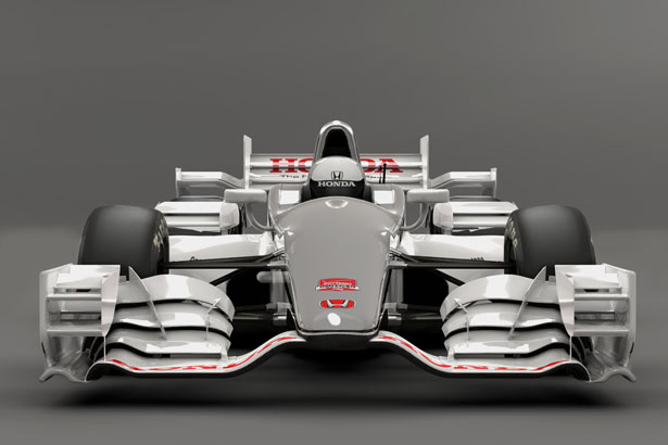 Honda Has Unveiled 2015 IndyCar Series Aero Kits