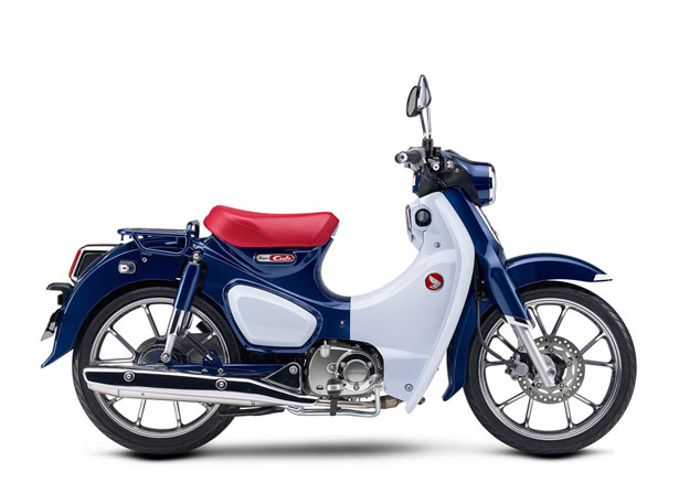 Honda 2019 Super Cub C125 Motorcycle