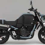Honda Bulldog Motorcycle Is Your Lovable Touring Partner
