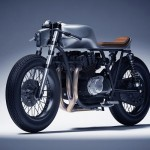 Honda CB1100 Inspired Cafe Racer by Bez Dimitri