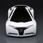 Honda FC Future Sports Car with V Flow Fuel Cell Technology