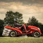 Honda HF2620 Lawn Tractor : World's Fastest Lawn Mower Yet