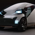 Honda NeuV : Electric Urban Vehicle That You Can Monetize