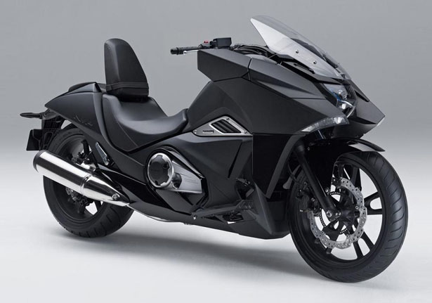 Honda NM4 Vultus Concept Motorcycle
