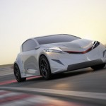 Honda R-EV : Racing Electric Vehicle Concept for Asian Teen Market