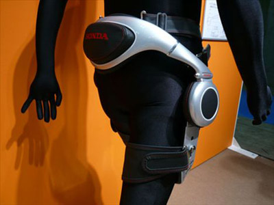 honda robotic for rehab