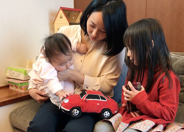 Honda Soundsitter to soothe baby to sleep