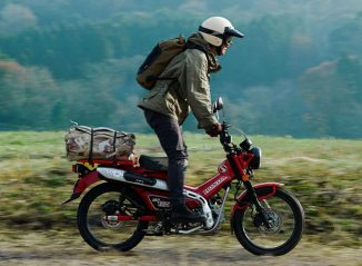 Honda Trail 125 ABS MiniMoto – Compact in Size Yet Giant in Performance