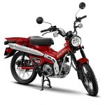 Honda Trail 125 ABS Mini Motorcycle
