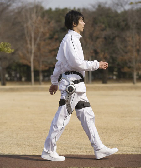 honda robotic walking assist device
