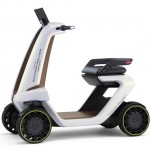 Honda Wander Concepts Are Honda's Vision of Mobility for The Future