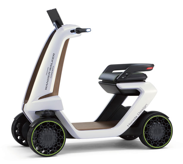 Honda Wander Walker Concept Mobility for The Future