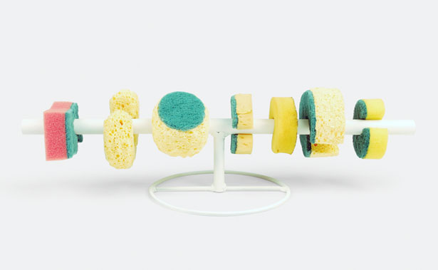Hook Sponge by Robert Audroue