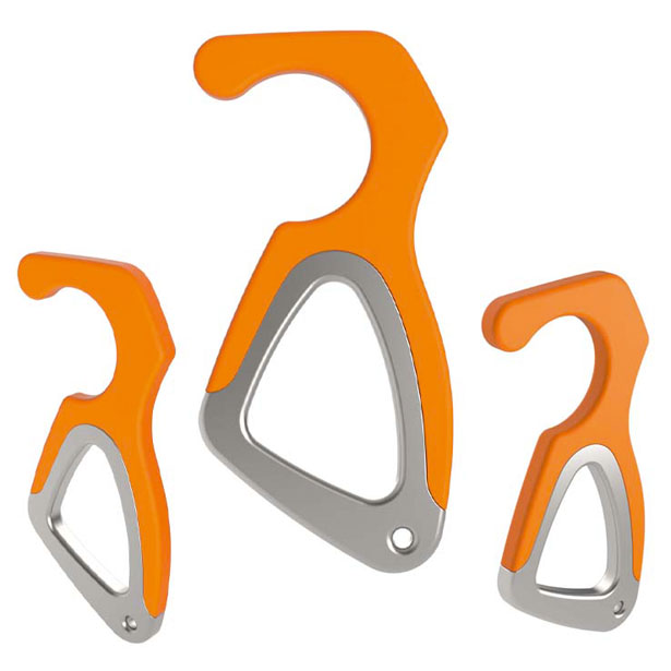 Hookey Antimicrobial Silicone Hook Tool Eliminates The Need to Touch Certain Surfaces