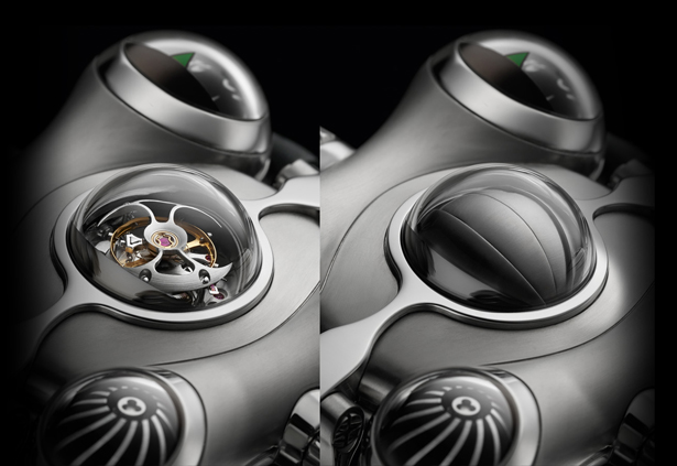MB&F Horological Machine HM6 Space Pirate Watch