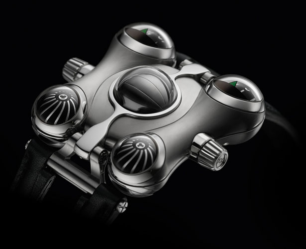 MB&F Horological Machine HM6 Space Pirate Watch is For People Who Can Afford Space Travel