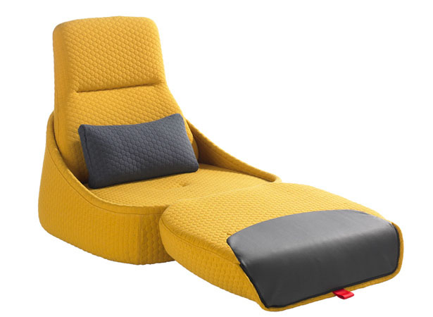 Hosu Single Seat Lounge Chair