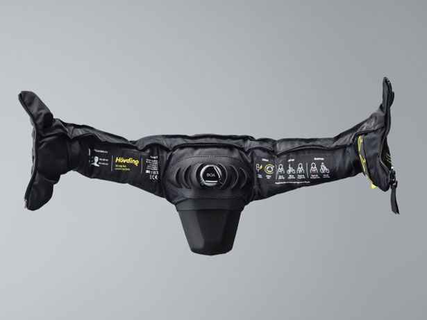 Hövding Head Airbag for Urban Cyclists