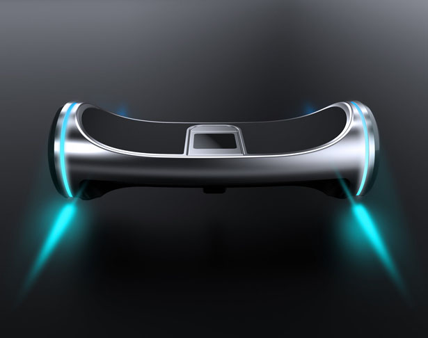 Hoverboard 2.0 Future Personal Mobility by Nikhil Kapoor
