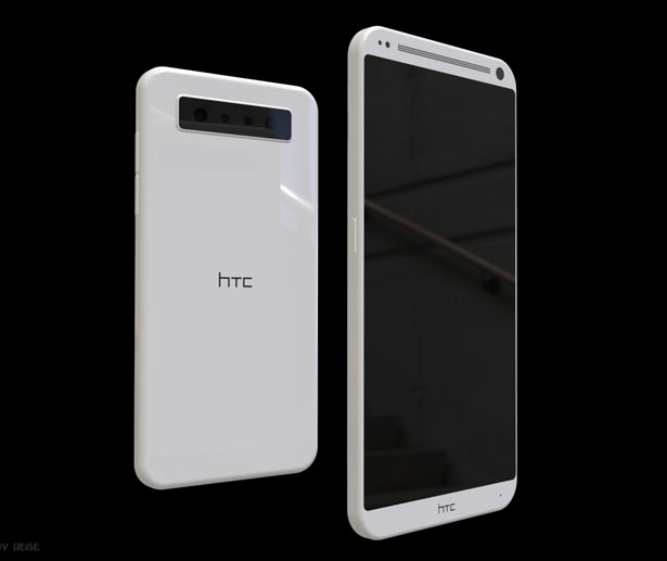 HTC Fusion Concept Smartphone by Mladen Milic