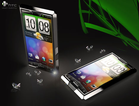HTC Gemstone Cell Phone