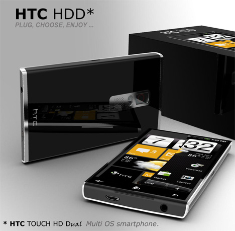 HTC HDD Mobile Phone
