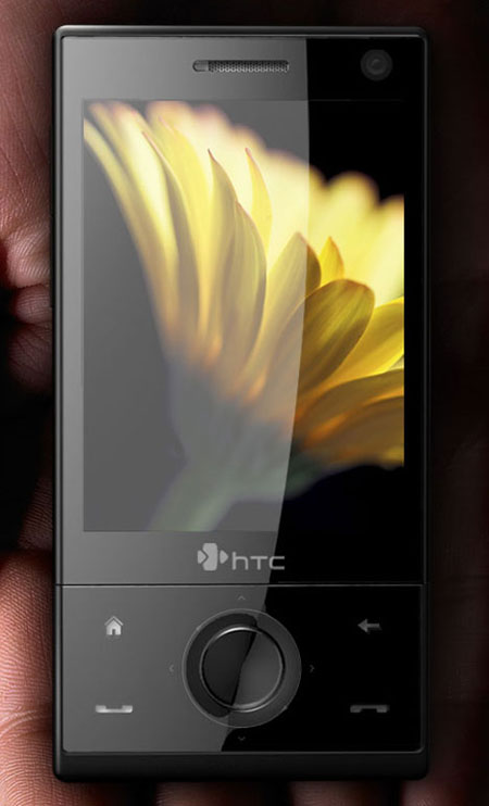 HTC Touch Diamond Smart Phone Design by One & Co