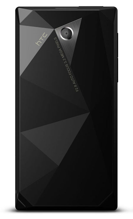 htc touch diamond cell phone design