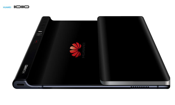 MATE 2030 Concept Smartphone Proposal for Huawei by Mladen Milic