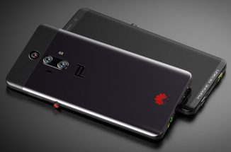 Huawei Mate RS Turbo Concept Study Is Based on Porsche Design x Huawei Mate RS Model