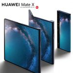 Huawei Mate X - 5G Foldable Smartphone with 6.6-inch Screen That Folds Out Into 8.8-inch Tablet