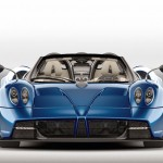 Pagani Huayra Concept Roadster Features Artistic Car Design with Dynamic Technology