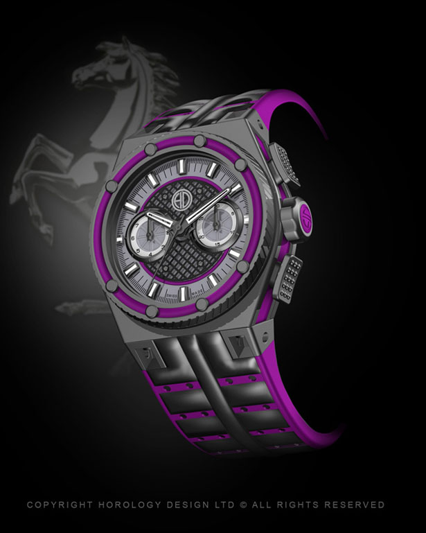 Hublot Big Bang Revisited by Jacques Fournier