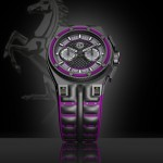 Jacques Fournier Has Made An Attempt To Pay Tribute to Racing Sports Cars Through Sport Watch Design