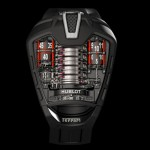 "Hublot Masterpiece MP-05 ""LaFerrari"" Tourbillon Wristwatch"