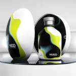 Hugo Boss Fragrance Bottle by Karim Rashid