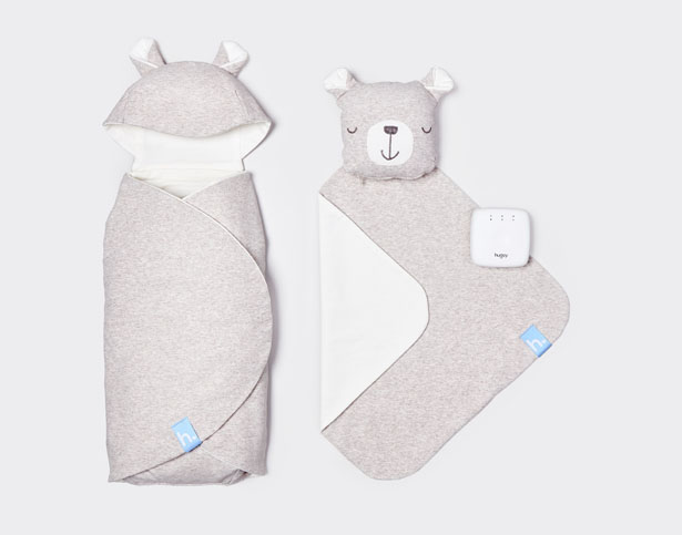 Hugsy Smart Care System for Babies and Toddlers